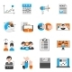 Elections And Voting Icons Set - GraphicRiver Item for Sale