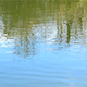 Rippling Water on Lake with a Reflection of the Blue Sky - VideoHive Item for Sale