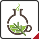 Tea Lab Logo - GraphicRiver Item for Sale