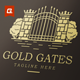Gold Gates Logo Template - GraphicRiver Item for Sale