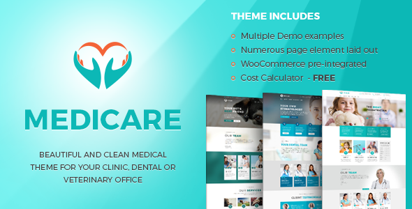Medicare – Medical and Health Theme