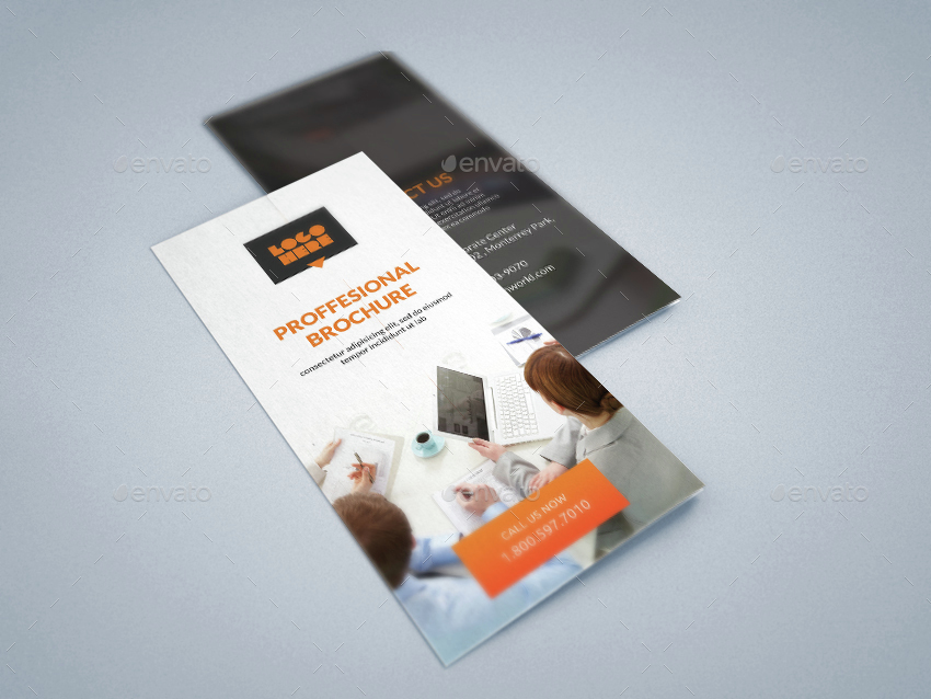 Corporate Tri-Fold Brochure by Comodensis | GraphicRiver