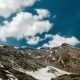Clouds Over The Mountain Tops Sairam-Su - VideoHive Item for Sale