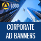 Corporate Ad Banner - GraphicRiver Item for Sale