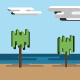 Beach Game Background - GraphicRiver Item for Sale