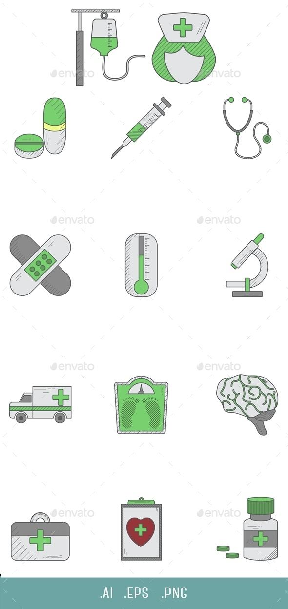 Medical Icon - Miscellaneous Icons