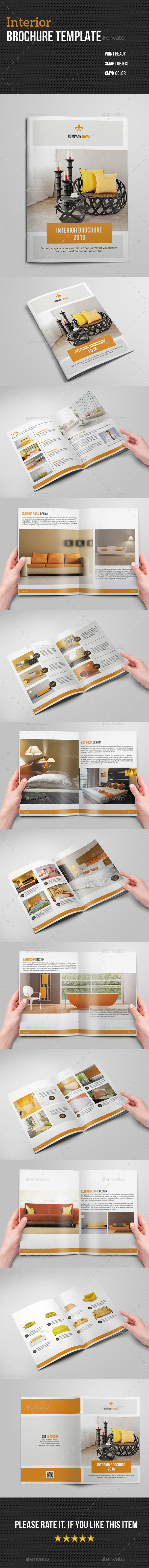 Interior Brochure/ Catalog/ Portfolio - Corporate Brochures
