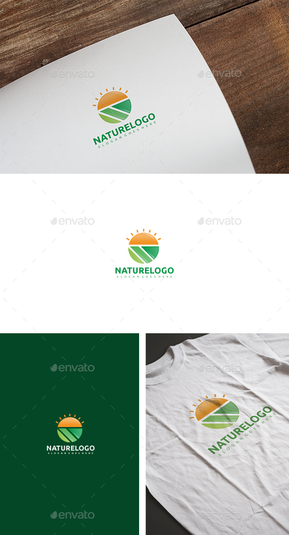 Nature Logo - Nature Logo Templates