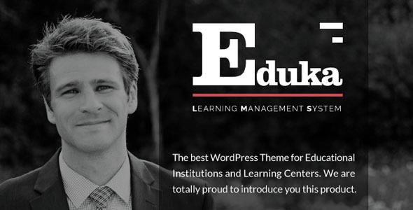 Eduka – Education & University WordPress Theme