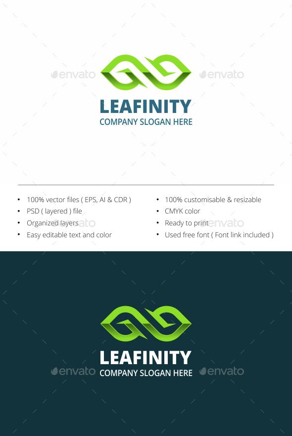 Infinity - Symbols Logo Templates