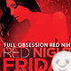 Flyer Red Night Friday Party - GraphicRiver Item for Sale