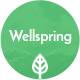 Wellspring - A Health, Lifestyle & Wellness Theme Nulled