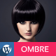 OMBRE - Model Agency Fashion WordPress Theme