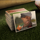 Baseball Trading Card Mock-Up Collection v1 - GraphicRiver Item for Sale