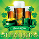 ST.Patrick's Party Flyer - GraphicRiver Item for Sale