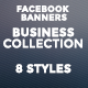 Facebook Banners - Business Collection - GraphicRiver Item for Sale