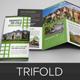 Multipurpose Trifold Brochure Indesign v1 - GraphicRiver Item for Sale