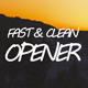 Fast and Clean Summer Opener - VideoHive Item for Sale