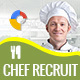 GWD | Chef Recruitment HTML5 Banner - 07 Sizes
