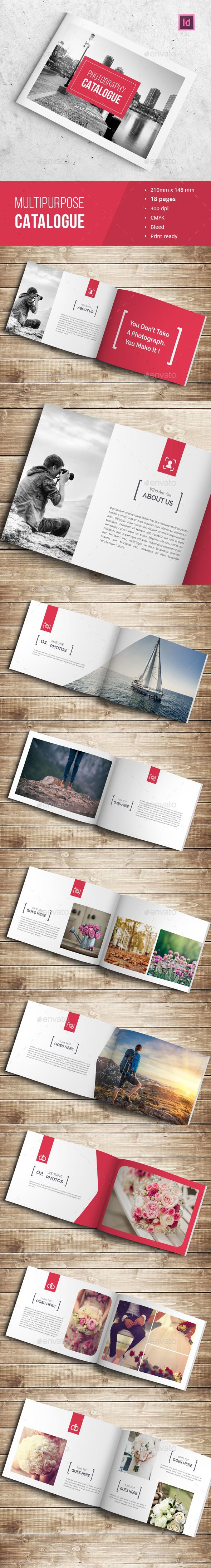 Photographer_Portfolio Catalogue - Catalogs Brochures