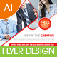 Multipurpose Business Flyer Template Vol-13 - GraphicRiver Item for Sale