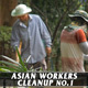 Asian Workers - Cleanup No.1 - VideoHive Item for Sale
