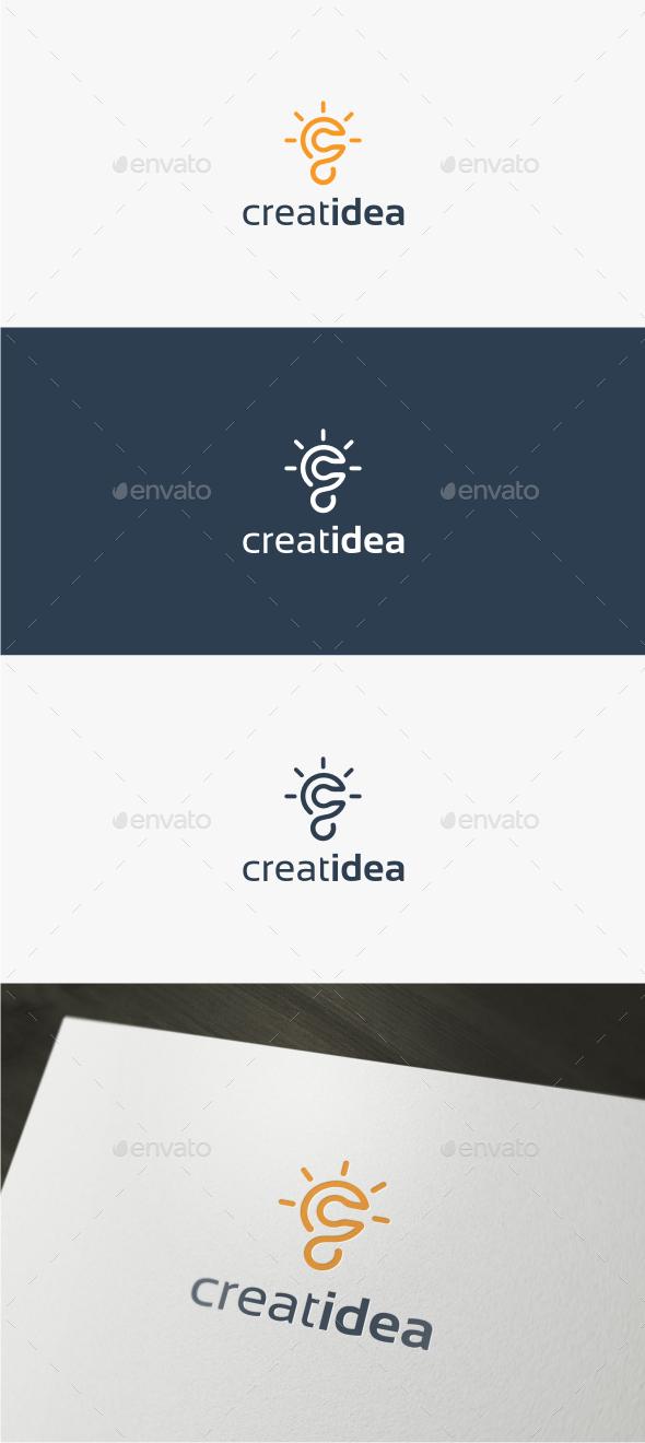 Creative Idea - Logo Template - Symbols Logo Templates