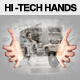 Hi-Tech Hands - VideoHive Item for Sale