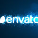 Glowing Particle Logo Reveal 15 - VideoHive Item for Sale