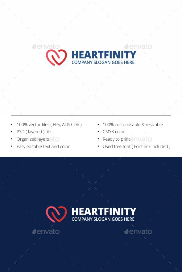 Heart - Symbols Logo Templates