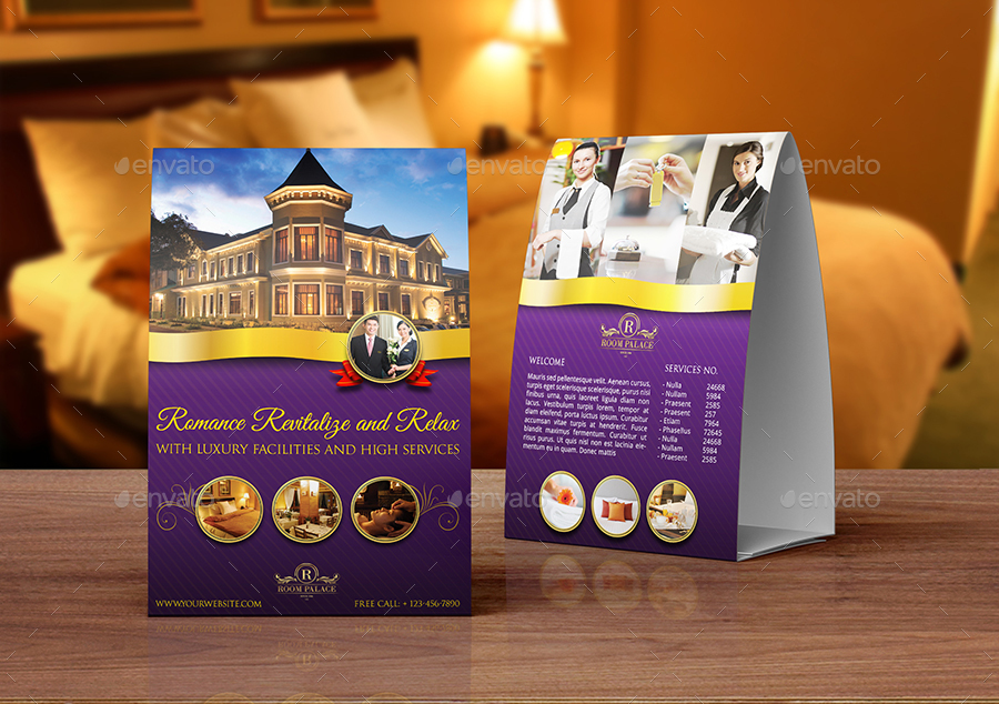 hotel advertising bundle by owpictures graphicriver