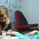 Manicurist While Working - VideoHive Item for Sale