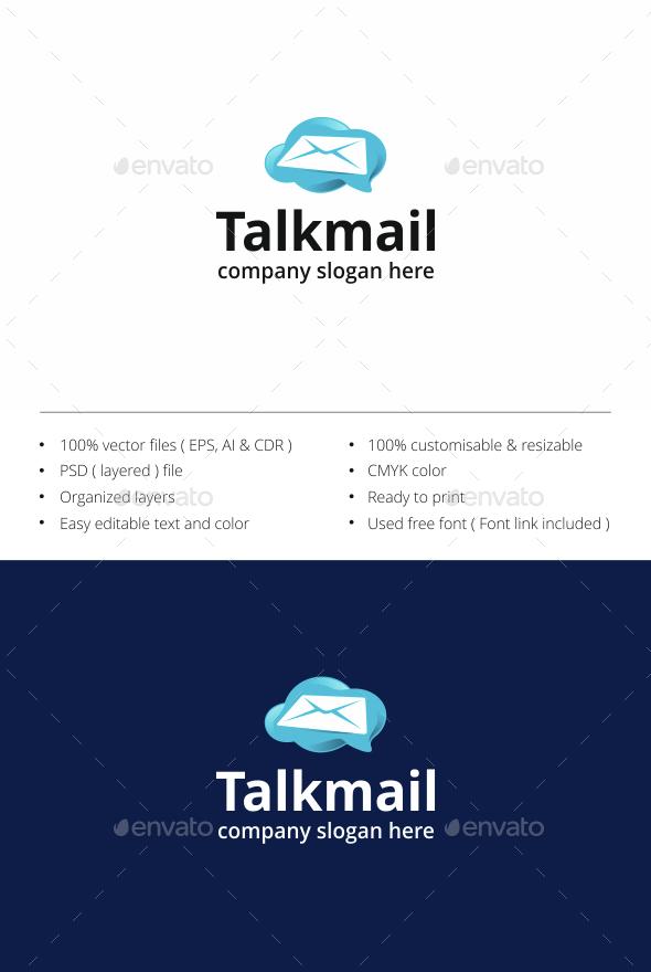 Mail - Symbols Logo Templates