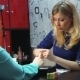 Beautiful Manicurist Working In a Salon - VideoHive Item for Sale