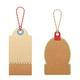 Set of Paper Labels - GraphicRiver Item for Sale