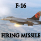 Fighter Jet Firing Missile II - VideoHive Item for Sale