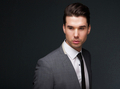 Handsome young man in business suit - PhotoDune Item for Sale