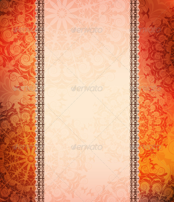 Vector banner - Backgrounds Decorative