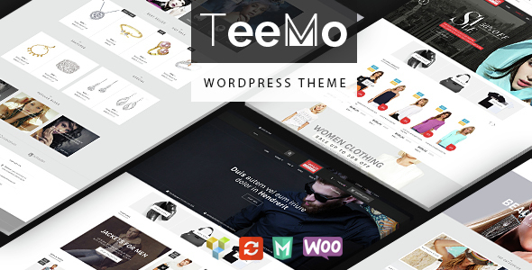 Teemo – Responsive WooCommerce WordPress Theme
