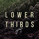Minimal Lower Thirds - VideoHive Item for Sale