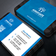 Classic Corporate Business Card Template 7 - GraphicRiver Item for Sale