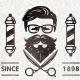 Precise Cut Barber Shop - GraphicRiver Item for Sale
