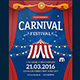 Carnival Festival Flyer / Poster - GraphicRiver Item for Sale