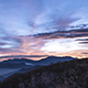 Mountain Sunset With Clouds - VideoHive Item for Sale