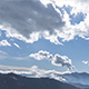 Mountain and Clouds - VideoHive Item for Sale
