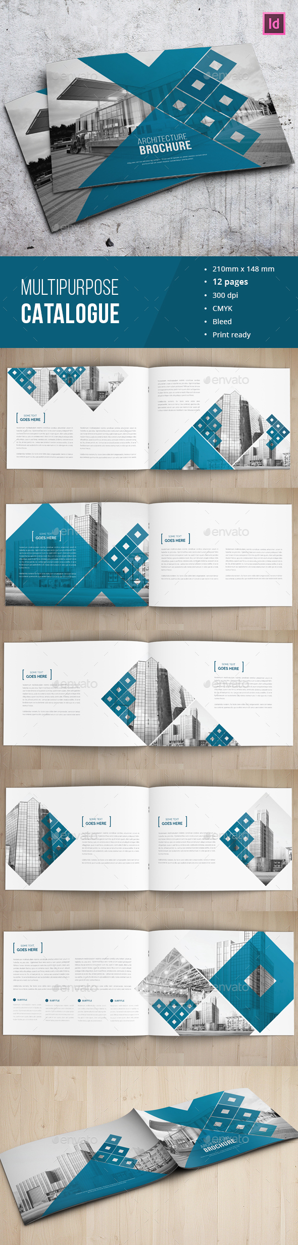 Architecture Business Brochure - Corporate Brochures