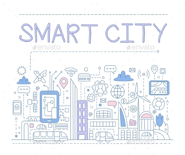 Smart City - Web Technology