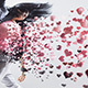 Valentine Love Dispersion Photoshop Action - GraphicRiver Item for Sale