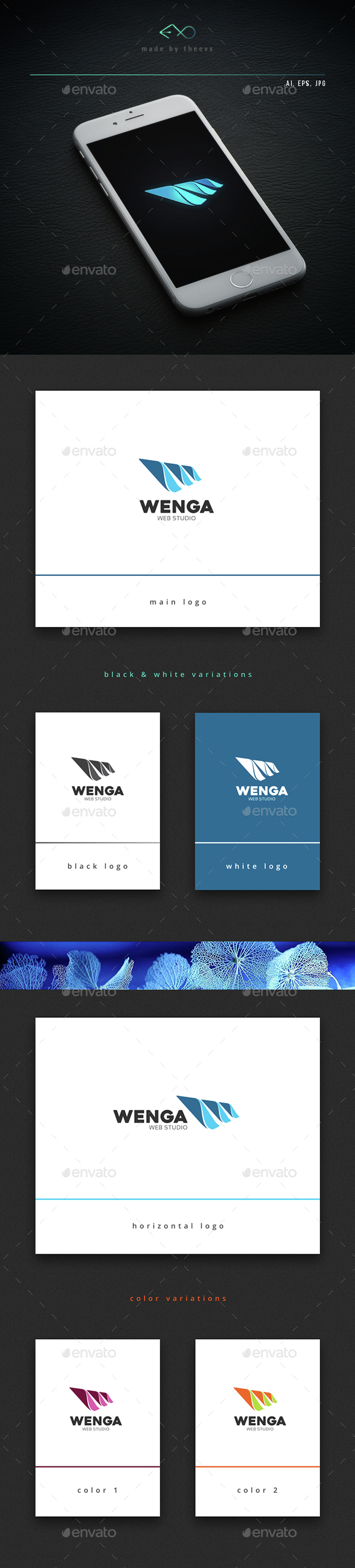 Wenga - Vector Abstract