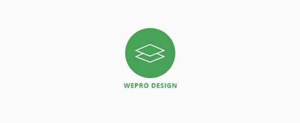 Wepro banner